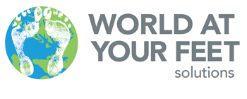 World At Your Feet Solutions - Motivational speaking